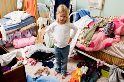 Cleaning Messy Room spring cleaning with your kids | entertrainment junction