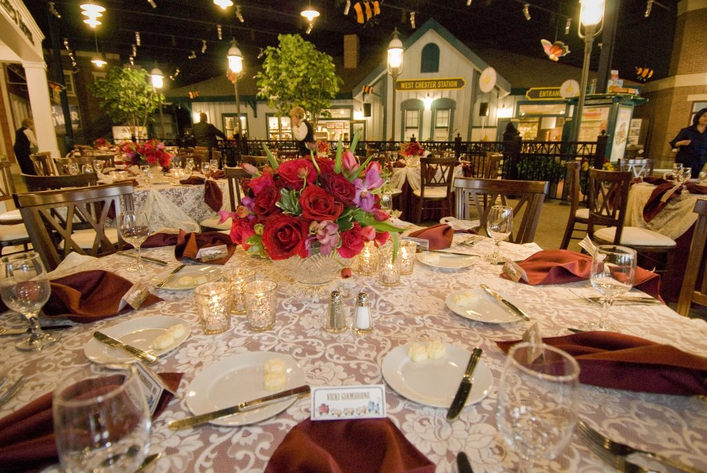 EnterTRAINment Junction Wedding Venue Cincinnati