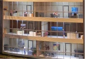 Figure 2. Office Building Detail