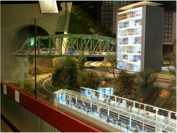 Figure 1. The Bridge Into the City
