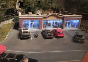 Figure 5. The Strip Mall