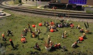 Figure 1. Halloween Party