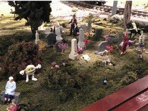 Figure 4. The Cemetery