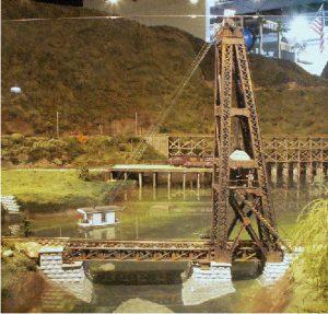 Figure 2. The Drawbridge at Riverbend