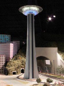 Figure 9. The Modern City Skytower