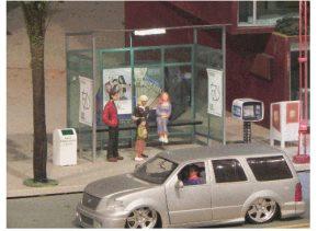 Figure 2. Bus Stop