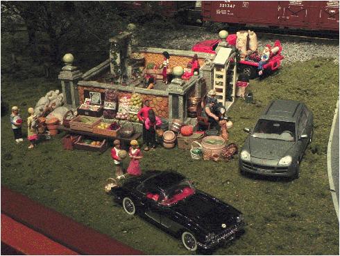 Figure 5.  Farmer's Market