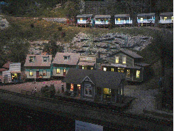 Figure 1.  Mott Junction in the Early Period Night