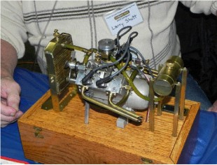 Figure 3.  Miniature Internal Combustion Engine
