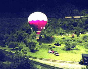 Figure 4.  The Hot Air Balloon