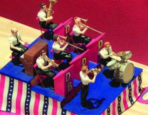 Figure 6. Circus Band Detail