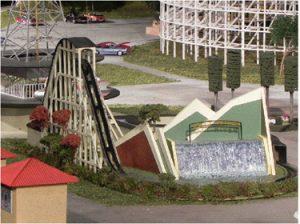 Figure 3. The Lost River Ride