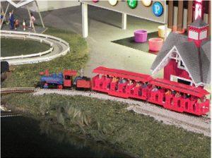 Figure 6. The Train Ride
