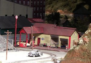 Figure 4. Garage and Service Station