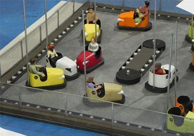 "Figure 2.  ""Dodge-Em"" Bumper Cars"