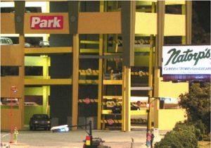 Figure 6. Parking Structure Elevators