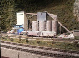 Figure 6- Cement Factory