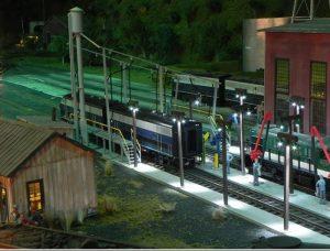 Figure 3 Diesel Engine Sanding Station