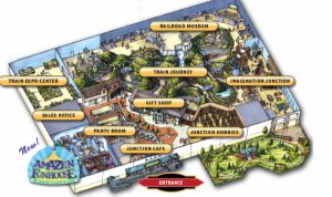 What you didn't know about EnterTRAINment Junction