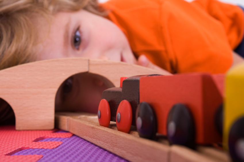 Wooden Train