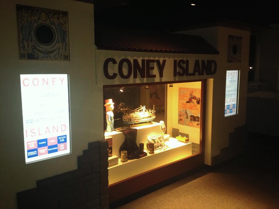 EnterTRAINment Junction Coney Island