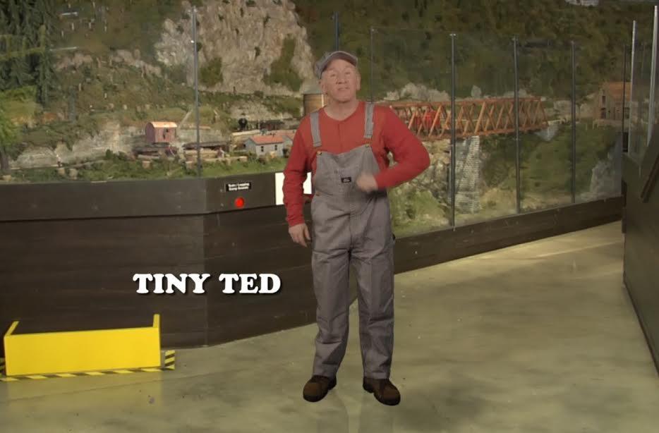 Tiny Ted