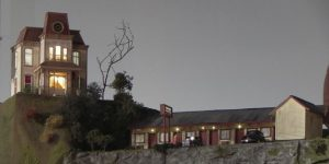 Figure 1. The Bates Motel with Lighting Upgrade
