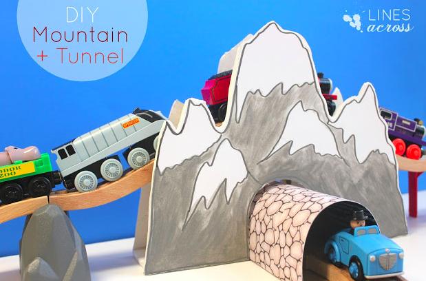 DIY Mountain
