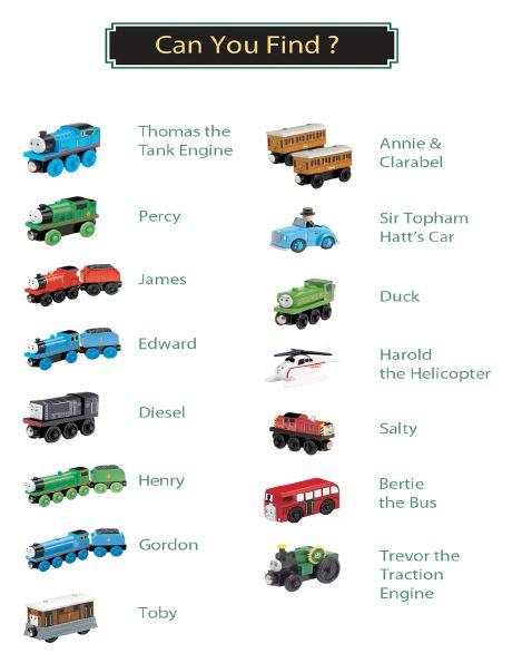 Have You Found Thomas?