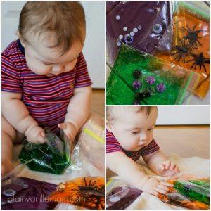 Halloween Sensory Bags