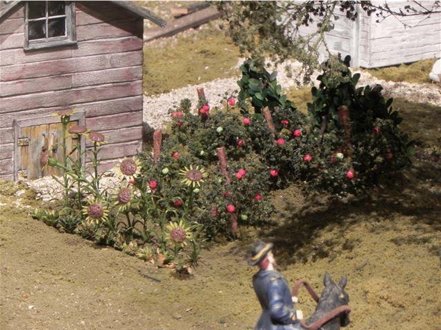 Figure 1 The Inn's Garden