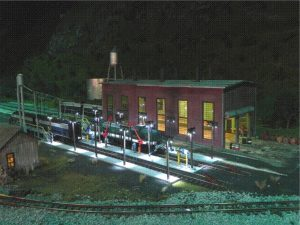 Figure 9. The Diesel Sanding and Fueling Station (24 Feb 2014)