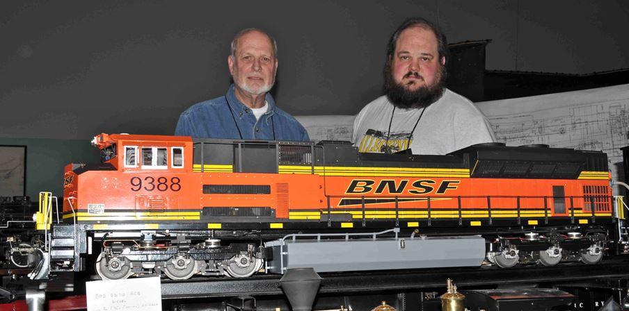 EnterTRAINment Junction Cincinnati Train Display