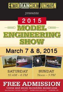 2015 Model Engineering Show