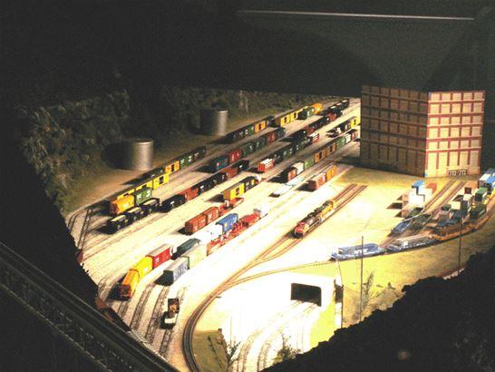 Figure 5. Modern Yard near Opening Day (18 Jul 2008)