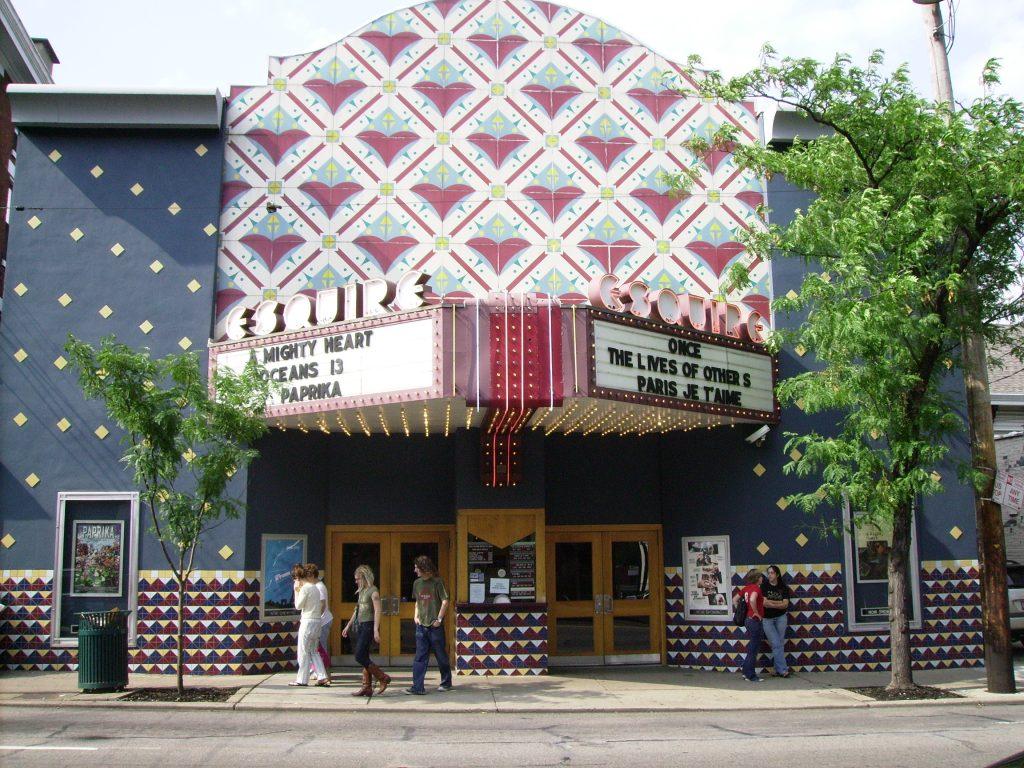 Esquire Theater Cincinnati
