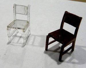 Figure 4. Hard-Back Chairs
