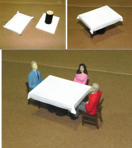 Figure 5. Small Dining Table