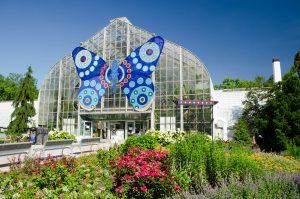 Krohn's Conservatory