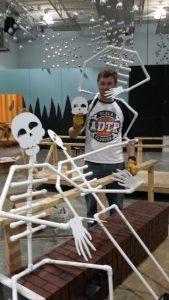 EnterTRAINment Skeletons