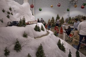 Christmas EnterTRAINment Junction
