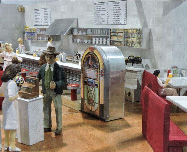 Cashier and Jukebox