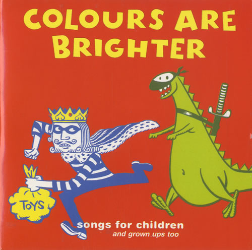 Colours Are Brighter