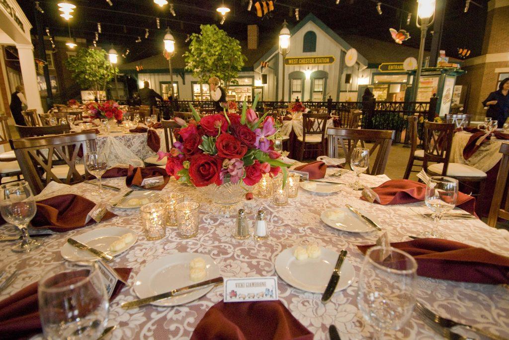 EnterTRAINment Junction Wedding Venue Cincinnati