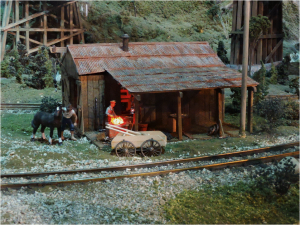 Figure 1 The Blacksmith Shop