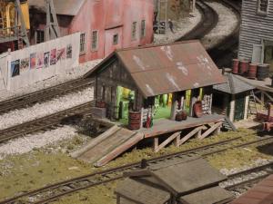Figure 3 Railroad Equipment Workshop