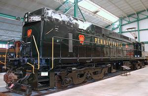 RR museum of Penn