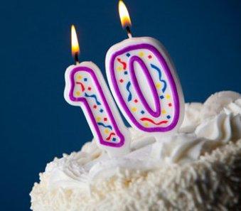 Miraculous 10 Years Birthday Cake Entertrainment Junction Personalised Birthday Cards Cominlily Jamesorg