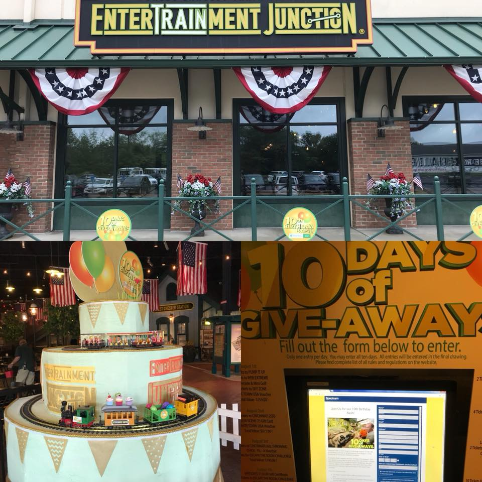 Here Are Some Pictures From Our Big Birthday Bash Weekend