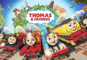 Thomas and Friends are back!